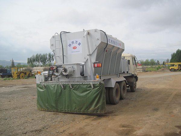 水泥撒布机辽宁喀左施工