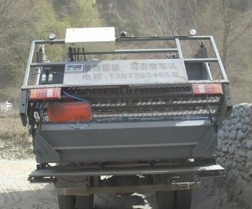 车载式石屑撒布机