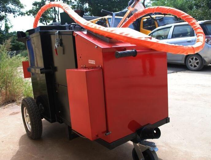 100L智能温控沥青灌缝机